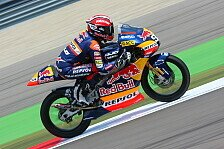 Moto3 - Marquez siegt in Barcelona souverän