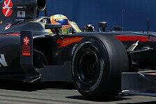 Formel 1 - Chandhok testet F3-Auto