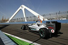 Formel 1 - Wieder zwei DRS-Zonen in Valencia