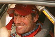 WRC - Stéphane Peterhansel schafft die Titelverteidigung