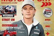 Formel 1 - Themen: Motorsport-Magazin im Juli