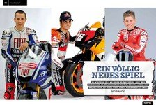 MotoGP - Jetzt im Handel: Motorsport-Magazin im Juli