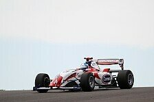 Formel 2 - Palmer erneut auf Pole-Position