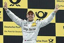DTM - Video - Highlights: Green gewinnt am Norisring