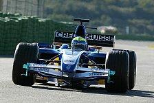 Formel 1 - Sauber sortiert Doppeldecker aus