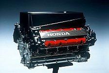 MotoGP - Seltsamer Honda-V8