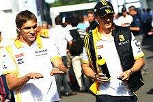 Formel 1 - Petrov übt Kritik an Kubica