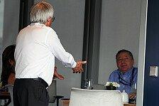 Formel 1 - Ecclestone steht mit Todt auf Kriegsfuß