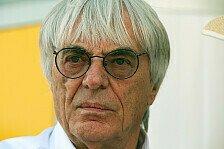 Formel 1 - Australien-Zukunft: Ecclestone bleibt hart