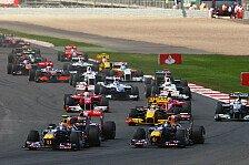 Formel 1 - Silverstone: Webber gewinnt überlegen