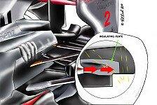 Formel 1 - Technik-Update: Silverstone