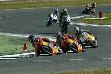 MotoGP - IDM: Titel, Party & Stunts