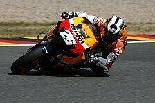 MotoGP - Pedrosa gewinnt Abbruchrennen am Sachsenring