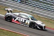 ADAC GT Masters - Abt-Audi R8 dominieren Qualifying