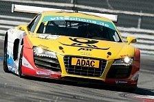 ADAC GT Masters - Abt Sportsline weiterhin auf Titelkurs
