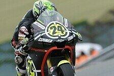 Moto2 - Elias gewinnt Sturzorgie in Indianapolis