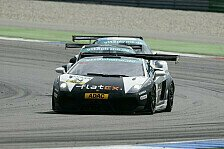 ADAC GT Masters - Lamborghini-Duo an der Spitze