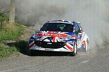 WRC - Meeke kann WRC-Debüt kaum erwarten