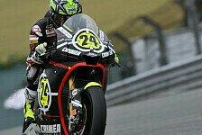 Moto2 - Elias toppt Zeitenliste