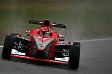 Formel BMW - Ledogar startet von der Pole Position