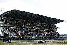 Formel 1 - F1-Aus am Nürburgring? Hockenheim bereit