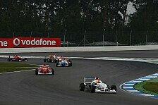 Formel BMW - Frijns gewinnt vor Van Asseldonk