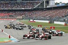 Formel 1 - Deutschland: Stallregie verhilft Alonso zum Sieg
