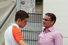 Formel 1 - Coulthard: Ratschläge für Di Resta