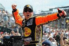 NASCAR - Jamie McMurray gewinnt auch das Brickyard 400