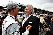 Formel 1 - Ex-Manager Weber zweifelt an Schumacher-Genesung