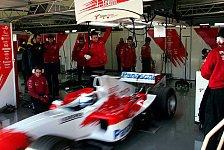 Formel 1 - Bilder: Jerez-Testfahrten ab dem 10.01.2005
