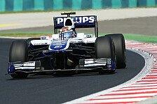 Formel 1 - Wolff: Aufwärtstrend bei Williams