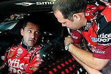 NASCAR - Tony Stewart startet in Pocono von der Pole