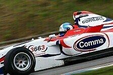 Formel 2 - Palmer zurück an der Spitze