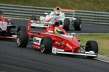 Formel BMW - Hansen macht Sprung auf Platz drei