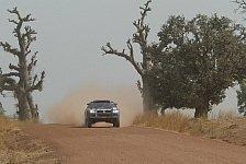 WRC - VW freut sich über historisches Ergebnis bei der Dakar