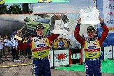 WRC - Bilderserie: Rallye Finnland - Stimmen zur Rallye Finnland