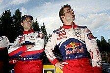 WRC - Loeb durchkreuzt Ogiers Pläne