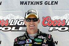 NASCAR - Carl Edwards mit Fabelzeit auf Pole