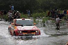 WRC - 15. Etappe: Peterhansel vor erfolgreicher Titelverteidigung