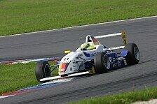 ADAC Formel Masters - Beim Finale noch einmal Akzente setzen
