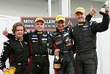 MINI Challenge - Sieg für Hari Proczyk auf dem Nürburgring