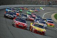 NASCAR - Kevin Harvick bezwingt Denny Hamlin
