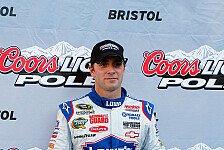 NASCAR - Erste Saisonpole für Champion Jimmie Johnson