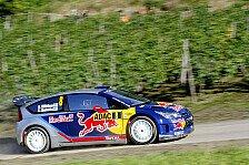 Formel 1 - Räikkönen und der Ausflug in die WRC