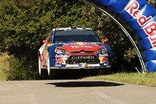 WRC - Deutschland Tag 3: Loeb mit 8. Erfolg