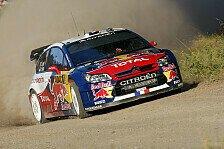 WRC - Rückblick 2010: Sebastien Loeb
