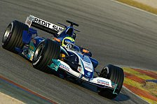 Formel 1 - Testing Time, Tag 6: Reifentests in Jerez – Sauber ohne Probleme