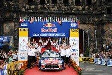 WRC - Bilder: Rallye Deutschland - Deutschland - Tag 3