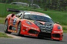 ADAC GT Masters - Johannes Stuck mit Ferrari